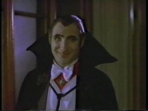 leslie nielsen halloween movie closest count dracula interpretation to bela lugosi s