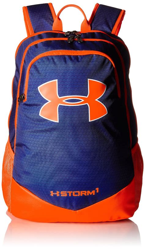 armour storm scrimmage backpack  reg  highly rated thrifty nw mom