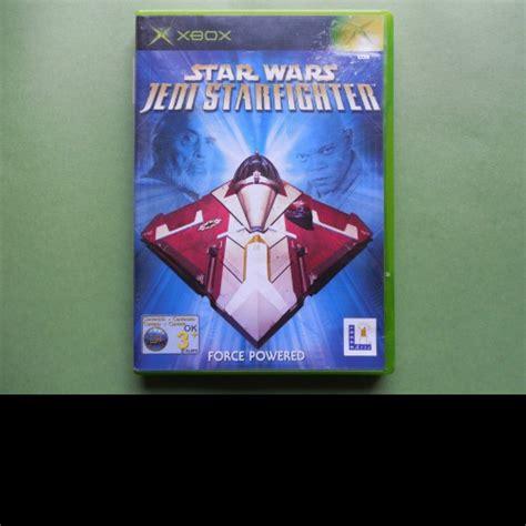 Star Wars Jedi Starfighter Xbox