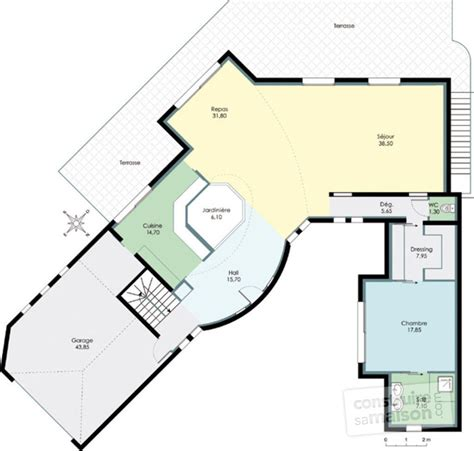 petit meuble chambre maison d 39 architecte 2 dé du plan de maison d