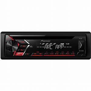 Pioneer Mvh S100ub : radio mp3 auto pioneer mvh s100ub 4x50w usb iluminare rosie ~ Jslefanu.com Haus und Dekorationen
