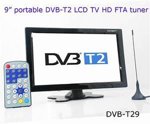Dvb T2 Fähige Tv Geräte : dvb t29 9inch portable dvb t2 lcd tv monitor 2014 hd fta digital tv receiver decoder tuner with ~ Frokenaadalensverden.com Haus und Dekorationen