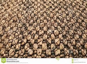 tapis en osier de fond de paille photos stock image With tapis enfant avec canapé en osier