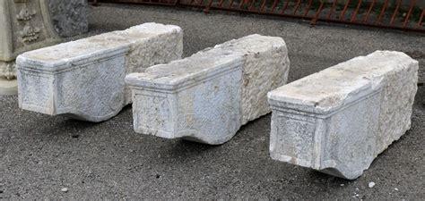 Mensole Antiche by Tre Antiche Mensole In Pietra Epoca 1800 Antiquariato