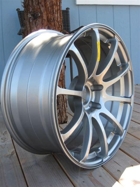 silver advan rs wheels gdriver infiniti