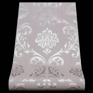 Tapete Ornamente Silber : tapete ornament vliesapete p s 13110 50 1311050 barock grau silber ~ Sanjose-hotels-ca.com Haus und Dekorationen