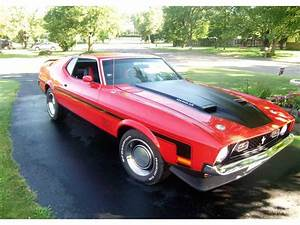 1971 Ford Mustang Mach 1 for Sale | ClassicCars.com | CC-981641