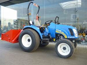 New Holland T2210  T2220  Boomer 2030  2035 Tractor