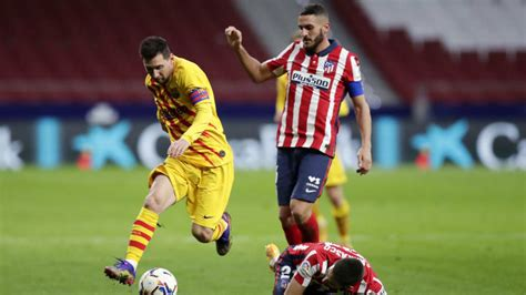 La Liga: Yannick Carrasco's Strike Ensures Atletico Madrid ...