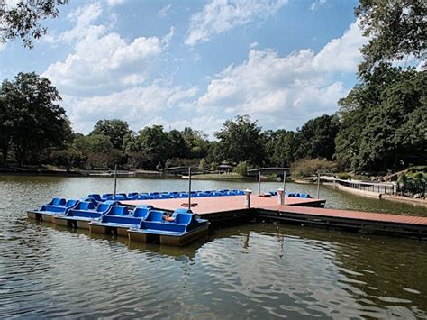 Paddle Boats Pullen Park by Pullen Park Raleighnc Gov