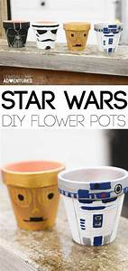 Star Wars Diy : diy star wars garden pots garden pots darth vader and tutorials ~ Orissabook.com Haus und Dekorationen