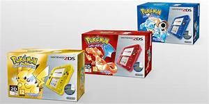 classic pokemon 3ds 2ds bundles announced north america europe