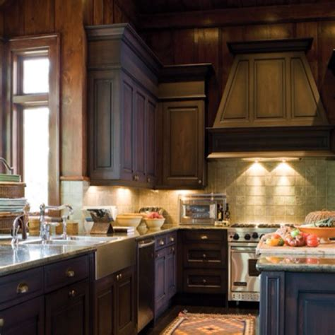 Kenny G's Cottage Kitchenfrom House & Home Magazine