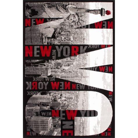 chambre ado fly tapis moderne argenté pour chambre york pas cher