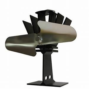 Ventilateur Pour Poele A Bois : ventilateur pour po le bois distribution de chaleur ~ Dallasstarsshop.com Idées de Décoration