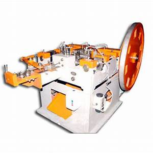 Wire Nail Making Machine At Rs 158000   Piece