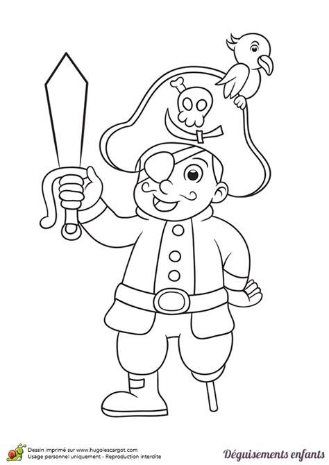 meilleur ecole de cuisine de coloriage déguisement enfant pirate hugolescargot com