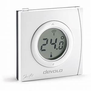 Thermostat D Ambiance : devolo home control thermostat d 39 ambiance d tecteurs et ~ Edinachiropracticcenter.com Idées de Décoration