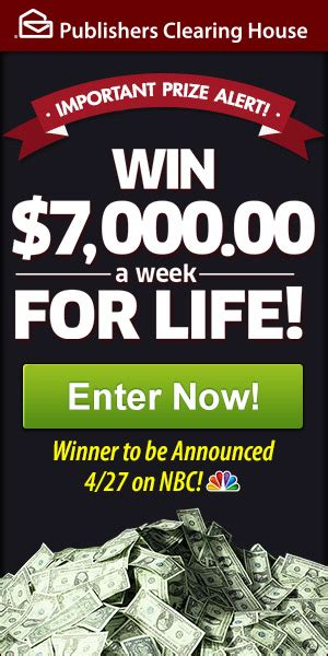 publishers clearing house prize patrol how to enter giveaway 8800 pch
