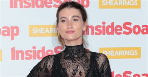Emmerdale's Charley Webb and co-stars support Sally Dexter ...