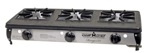 Camp Chef 3 Burner Blind Stove