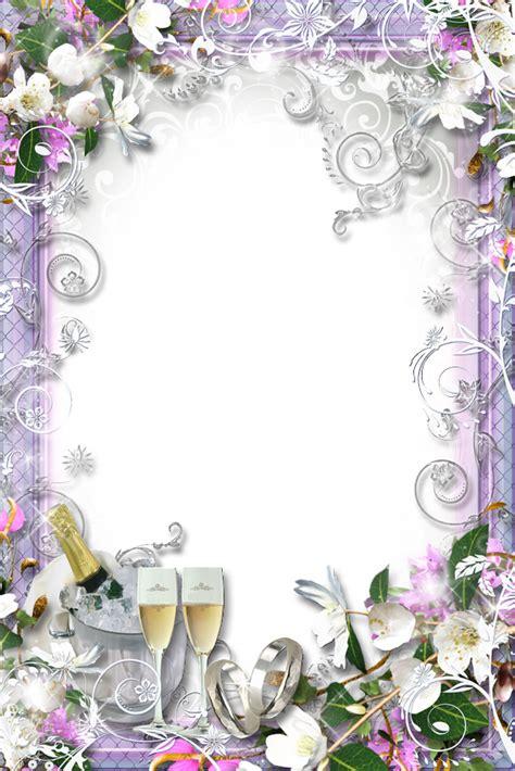 cadre pour photo mariage cadre vide mariage