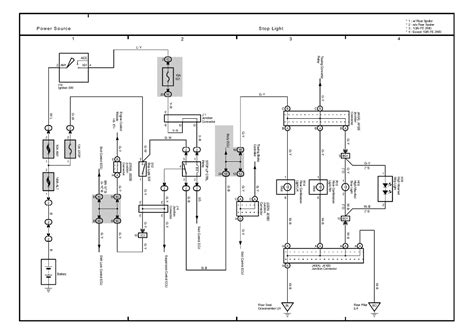 Toyotum 4runner Wiring Schematic by 1987 Jeep Wrangler 4wd 4 2l 2bl Ohv 6cyl Repair Guides