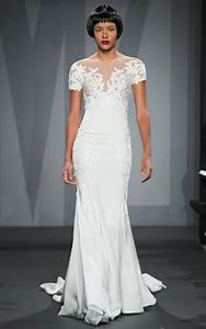 fall 2014 bridal runway report 17 glamorous gowns by mark With mark zunino wedding dresses