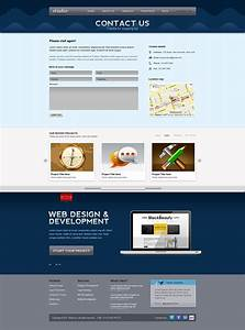 contact pagefreebie examples of well designed contact With contact us php template