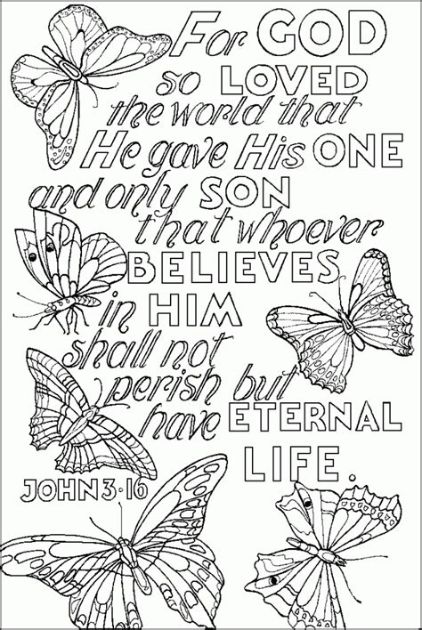 printable christian coloring pages  kids