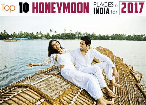 Top 10 Honeymoon Destinations In India  Best Honeymoon