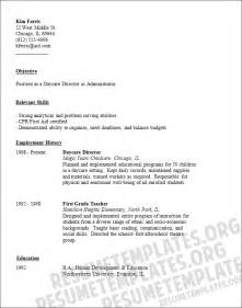 Work Resume Templates Daycare Worker Resume Template Social Work Cv Sles