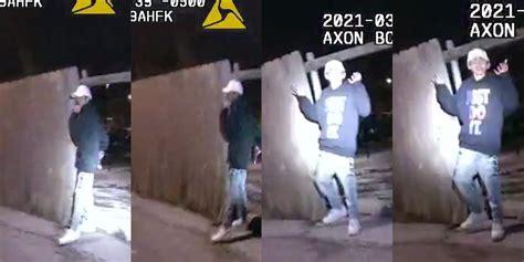 Adam Toledo Video Shows Dropping Item, Hands up, Shot ...