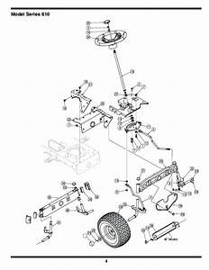 Yardman Lawn Mower Parts Diagram