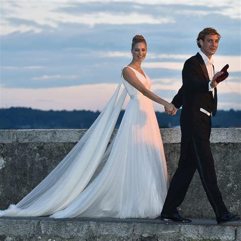 beatrice borromeos epic wedding dresses
