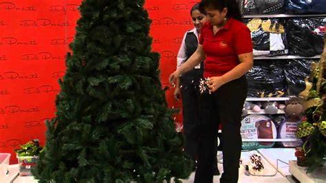 decoracion de arboles con cinta decoraci 243 n de 225 rboles de navidad 2010 parte 1