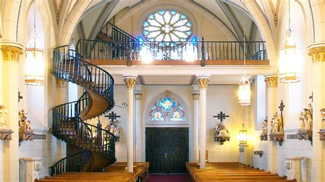 New Mexico Church With Spiral Staircase by Loretto Chapel In Santa Fe New Mexico Expedia