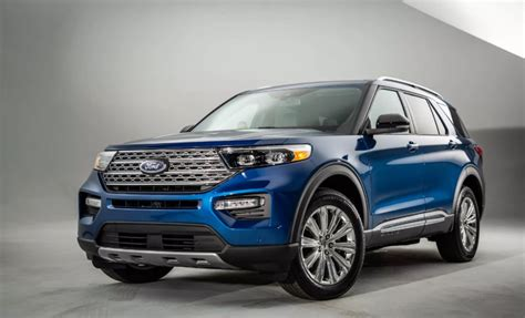 ford explorer turbo colors release date redesign