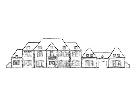 mansion drawings    homes   rich reader homes   rich
