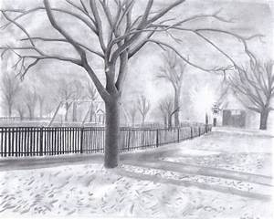 Pencil Drawing Scenery Hd Photos How To Draw Beautiful ...