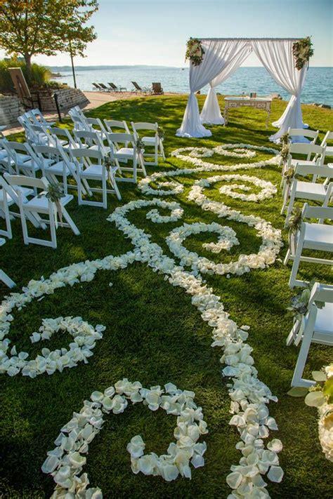 lake michigan wedding reception   inn  bay harbor
