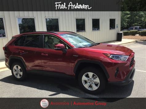 Toyota Of Columbia Sc by 2019 Toyota Rav4 Hybrid For Sale In West Columbia Sc