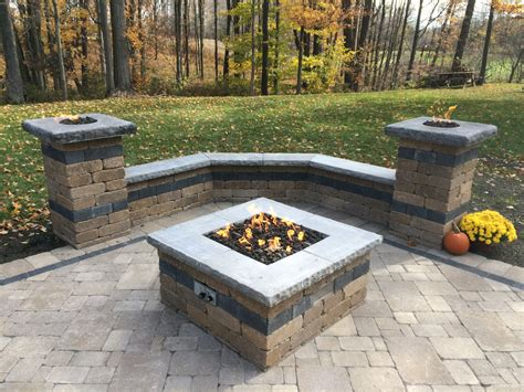 Awesome Cost Of Stone Fire Pit Fireplace Fire Pits At