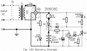 12 v thitiblog With 24v to 36v battery charger circuit