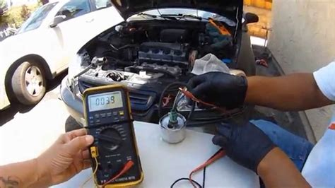 diagnosing   working radiator fantesting fan switch