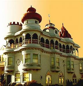 Victorian Mansions Interesting San Francisco house with a ...