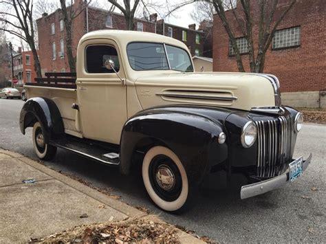 1947 Ford 1/2 Ton Pickup Truck