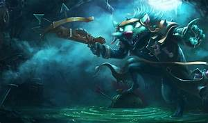 Kingpin Twitch Skin - Chinese - League of Legends Wallpapers