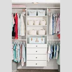 Kids Closet Organization Tidbits