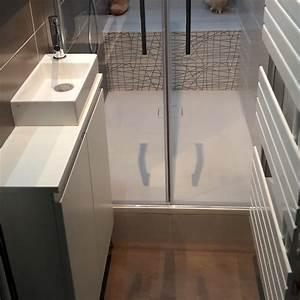 Meuble Salle De Bain Gain De Place : emejing meuble salle de bain gain de place ideas amazing ~ Dailycaller-alerts.com Idées de Décoration